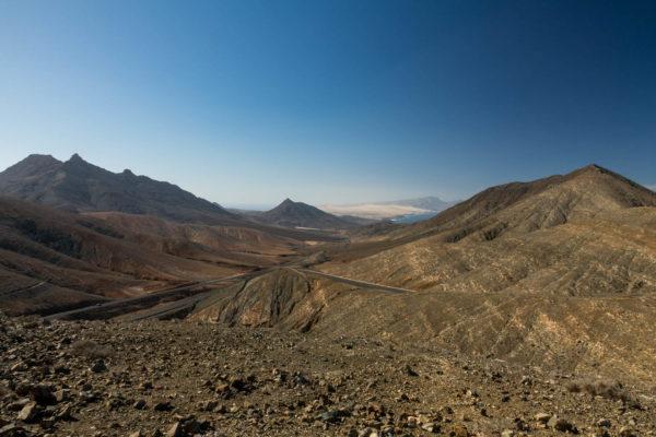 Fuerteventura, Landschaft, Vulkaninsel