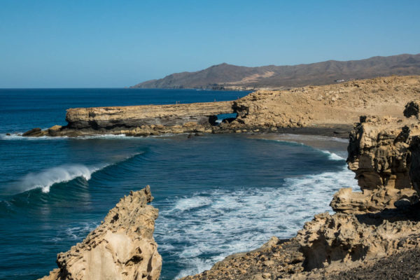 La Pared, Fuerteventura, Surferparadies