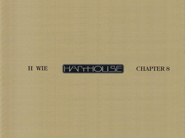 Blogchallenge, H wie Harthouse