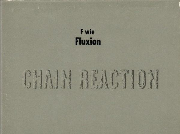 F wie Fluxion, Blogchallenge