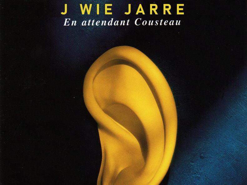 J wie Jean-Michel Jarre, Blog Challenge