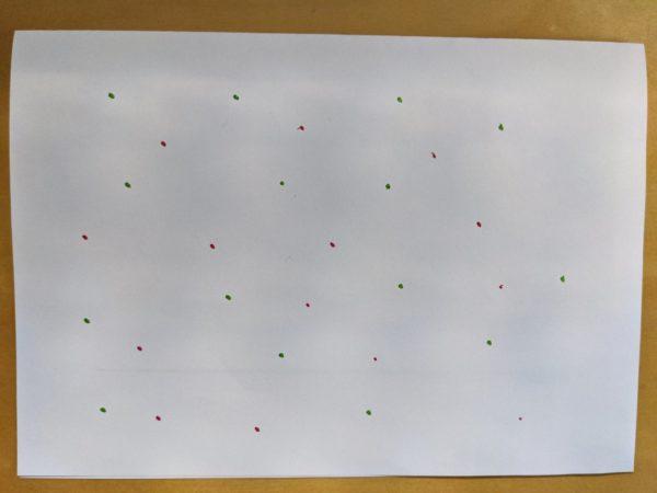 Strategiespiel, Papier, Punkte