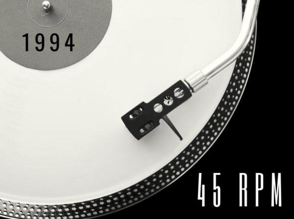 1994, 45 RPM, Paul van Dyk