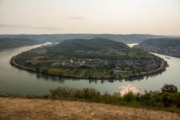 Rheinschleife, Boppard, Gedeonseck