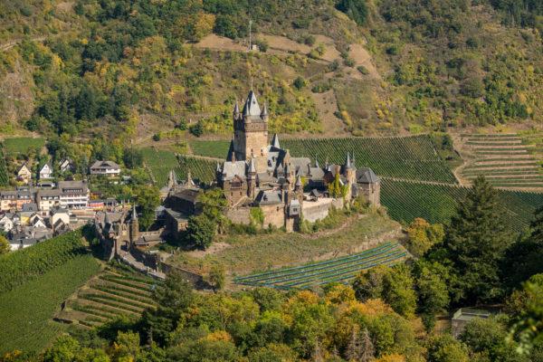 Reichsburg, Cochem, Hubertushöhe