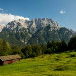 Wandern bei Garmisch-Partenkirchen und Mittenwald