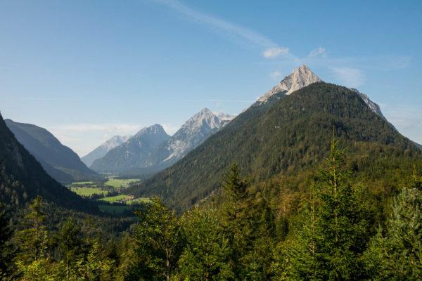 Ederkanzel, Österreich