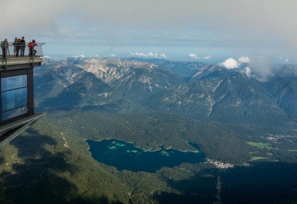 Zugspitze, Eibsee