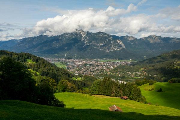 Garmisch-Partenkirchen, Wamberg