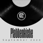 Plattenkiste September 2020