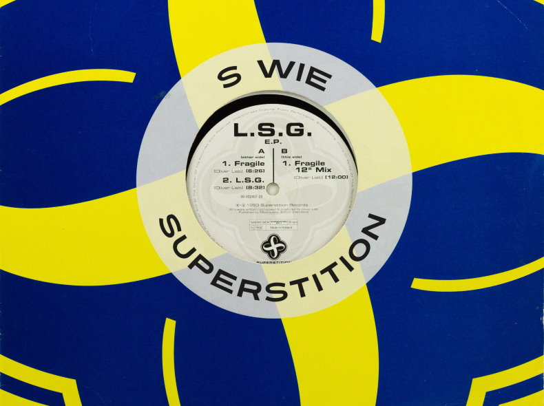 S wie Superstition Records, Blog Challenge