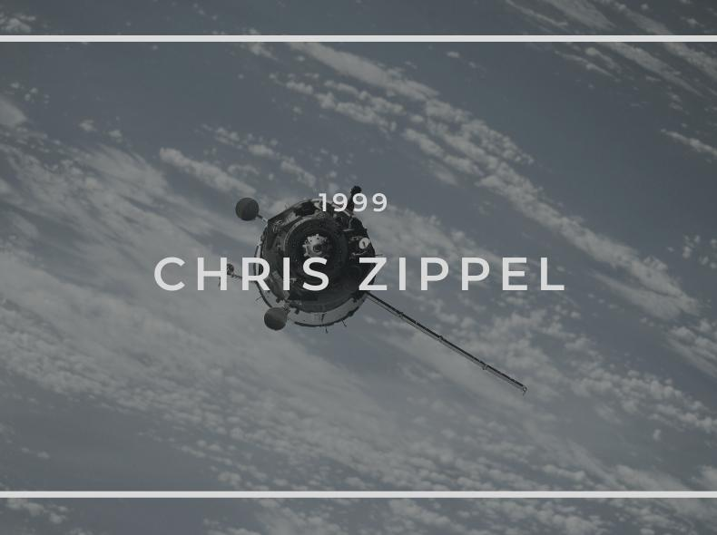 Chris Zippel, Blog Challenge