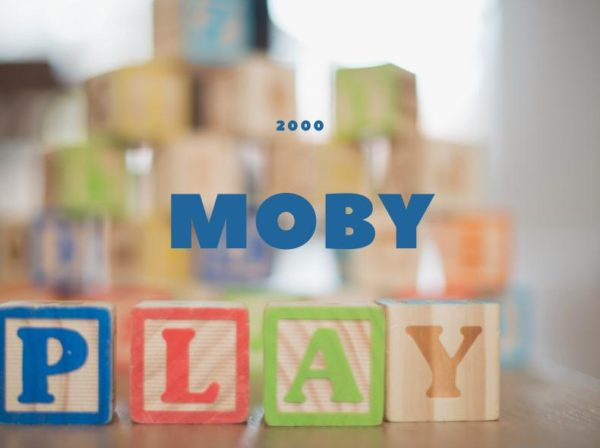Moby, Play, 2000, Blog Challenge