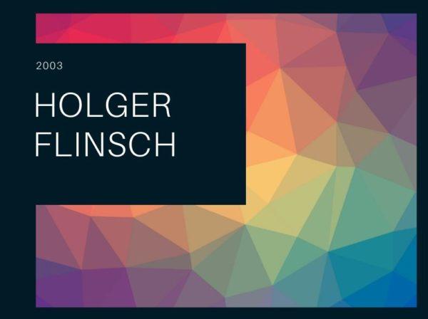 Holger Flinsch, Blog Challenge