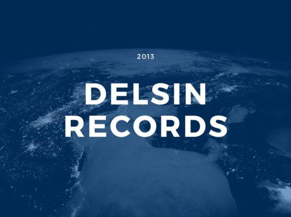 Delsin Records, Blog Challenge