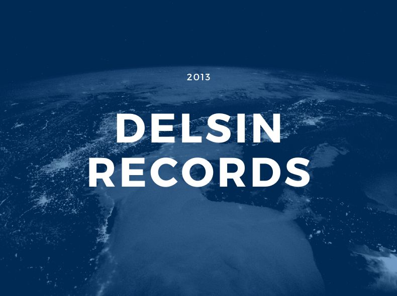Delsin Records, Blog Challenge