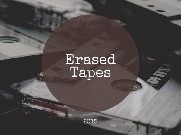 Erased Tapes, Blog Challenge