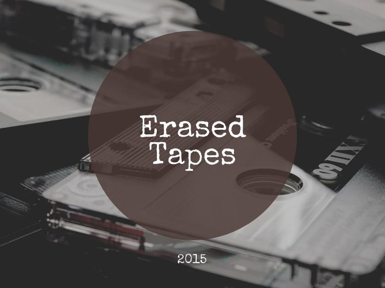 Erased Tapes, Blog Challenge