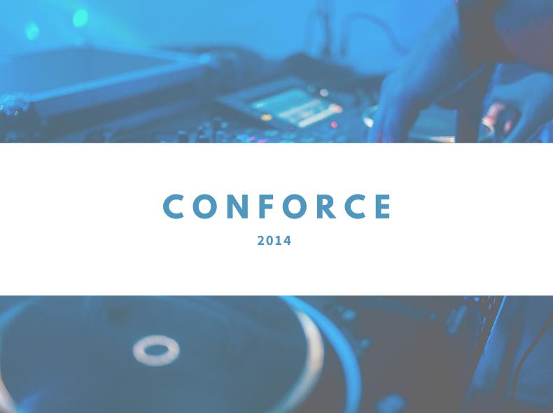 Conforce, Blog Challenge