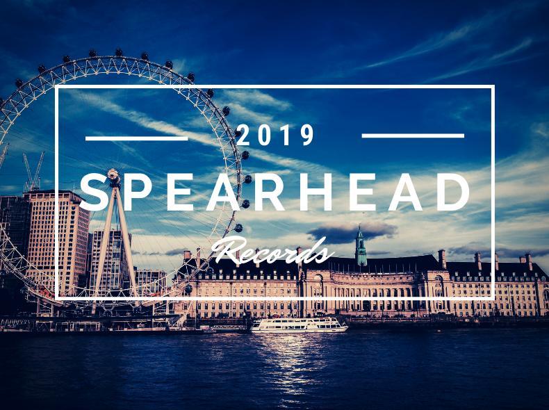 Spearhead Records, Blog Challenge