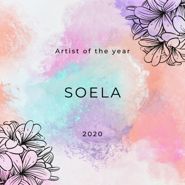 Artist of the year, Soela, 2020