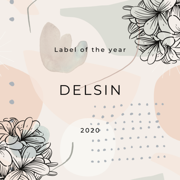 Label of the year, Delsin, 2020