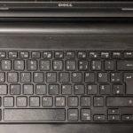 Tastatur beim Dell Inspiron 5748 wechseln