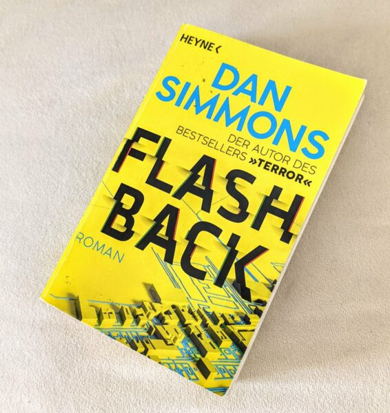 Dan Simmons, Flashback, Buch
