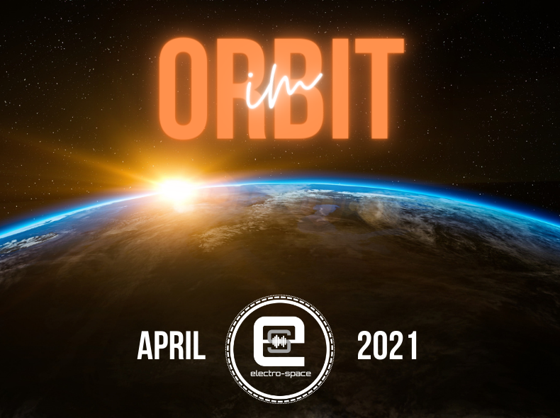 Im Orbit April 2021